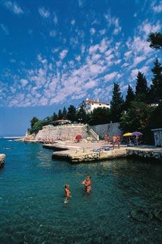 Dramalj croazia appartamenti e camere dramalj croazia for Camere croazia
