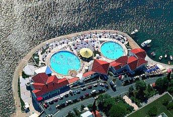 Hotel Selce Crikvenica Chorvatsko